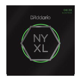 Encordoamento para Guitarra Daddario 08-38 NYXL0838