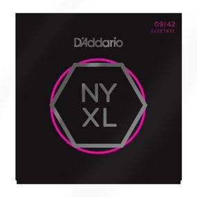 Encordoamento para Guitarra Daddario 009-042 NYXL0942