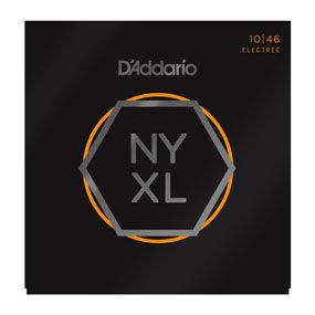 Encordoamento para Guitarra Daddario 010-046 NYXL1046