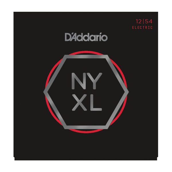 Encordoamento para Guitarra Daddario 012-054 NYXL1254