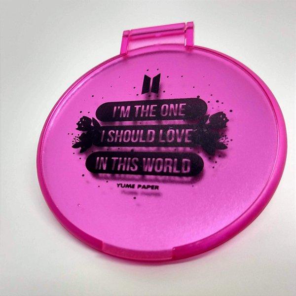 Espelho de bolsa - The one I should love