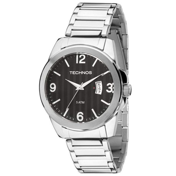 Relógio Technos Masculino 2115ksa 1p - Retran Joias 3adbe0c1b9