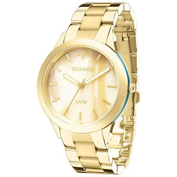 25266daec67 Relógio Technos Feminino Y121e5df 4x - Retran Joias