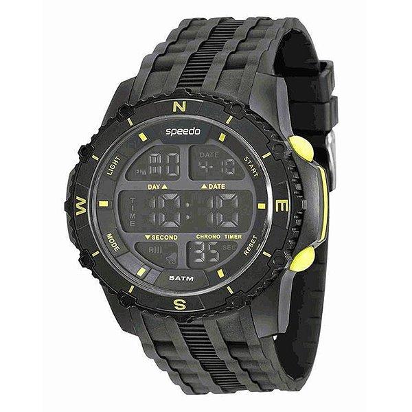 5021de295a6 Relógio Speedo Masculino Preto Esportivo 81135g0evnp1 - Retran Joias