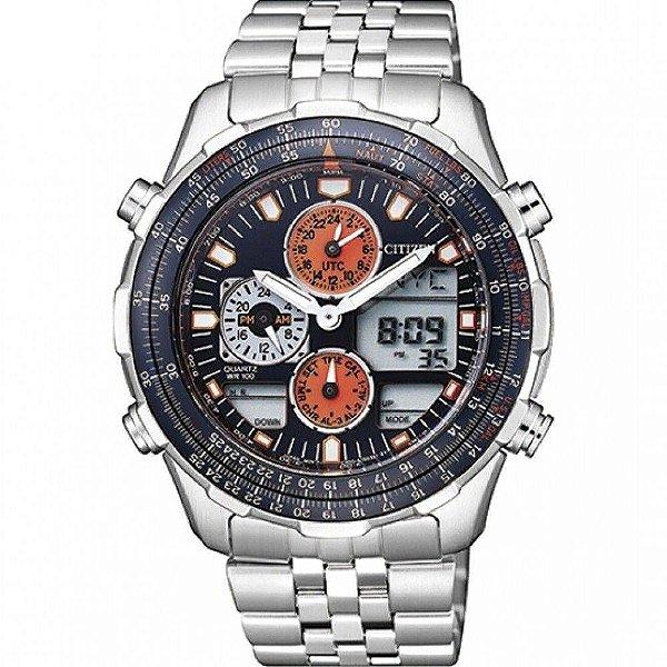Relógio Citizen Masculino Tz10173f - Retran Joias 8f6f58ce49