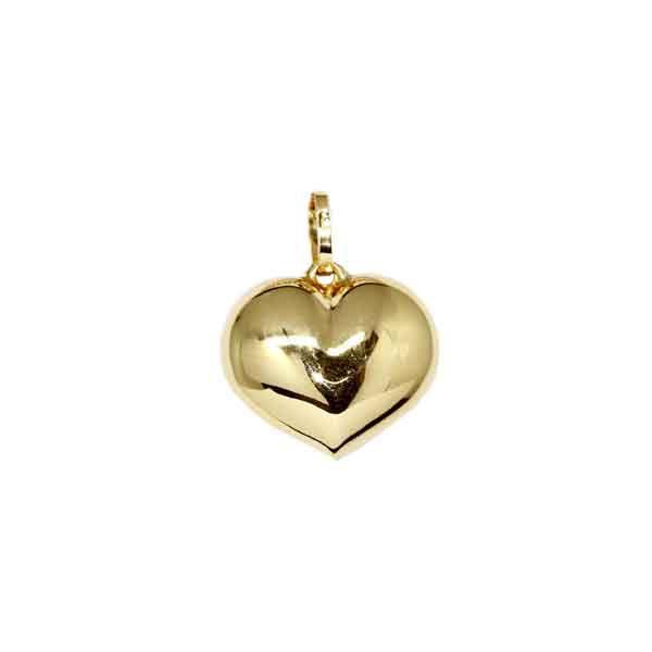 7b2b0bea12ec3 Pingente Coração Ouro 18k - cod.17780 - Retran Joias