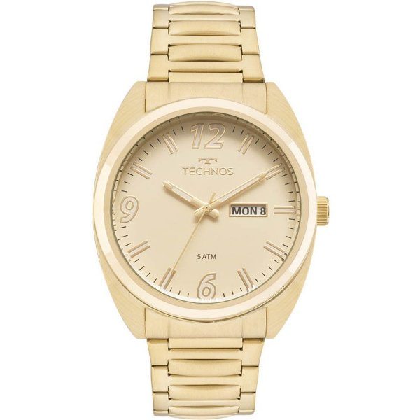 Relógio Technos Masculino 2305av 4x - Retran Joias 29bb31bb3c