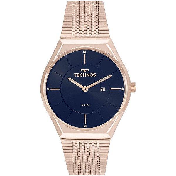 1bd7aad3158 Relógio Technos Feminino Gl15aq 4a - Retran Joias