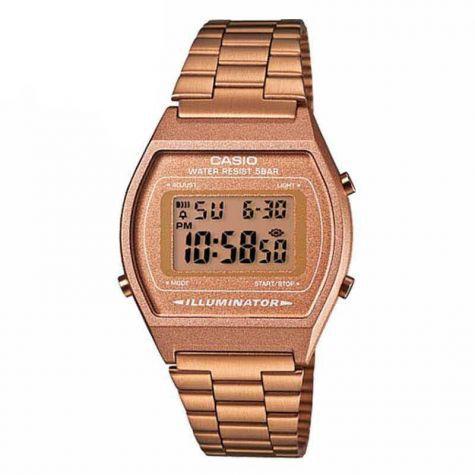 a76a96b89c2 Relógio Casio Vintage Digital B640wc-5adf Rose - Retran Joias