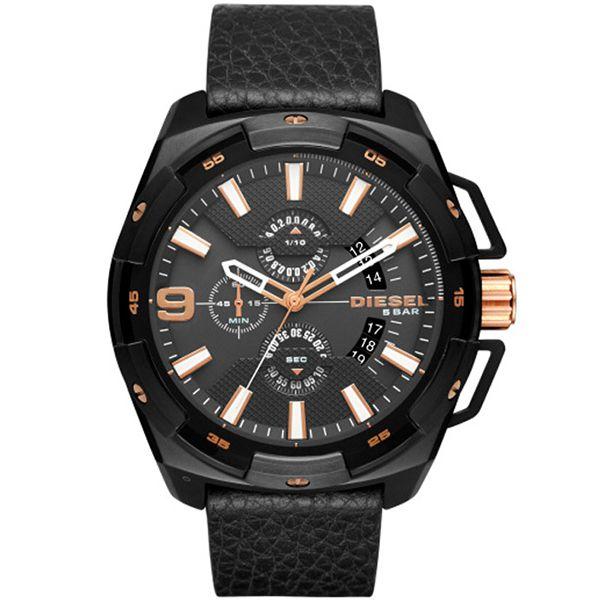 Relógio Diesel Masculino Preto Dz4419 0pi - Retran Joias 79660cf8c3