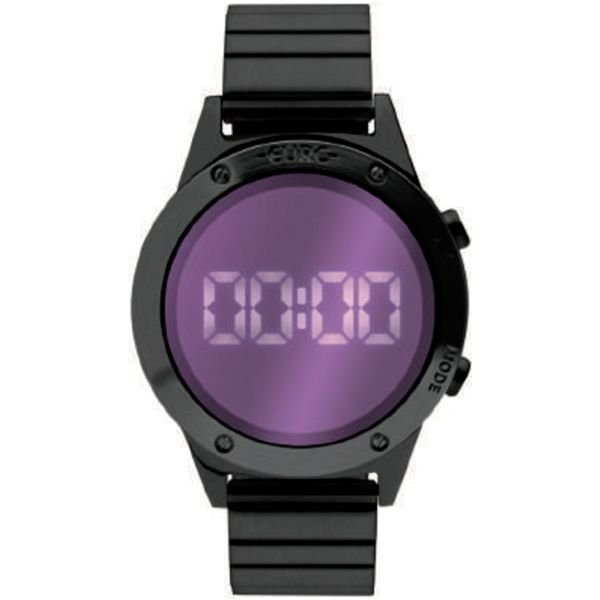 02452c6ed3a Relógio Euro Feminino Fashion Fit Preto Eujhs31bad 4g - Retran Joias