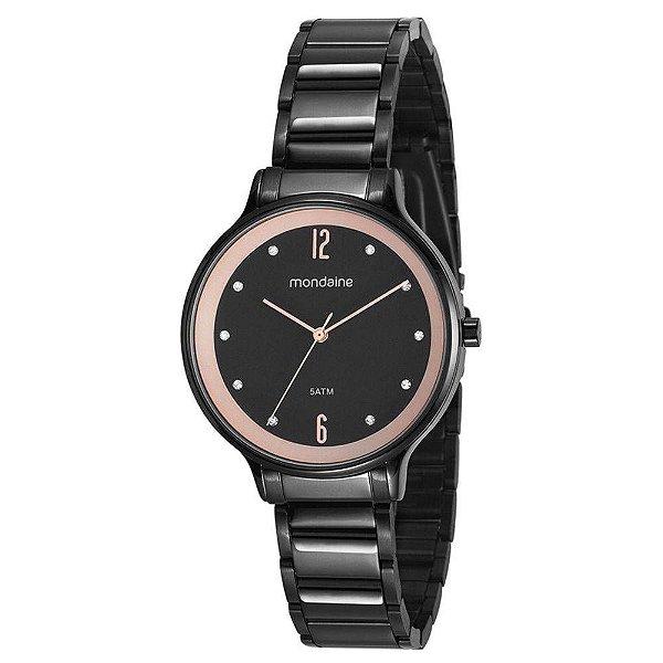 6d4b8040b50 Kit Relógio Mondaine Feminino 53626lpmvpe1l1 - Retran Joias