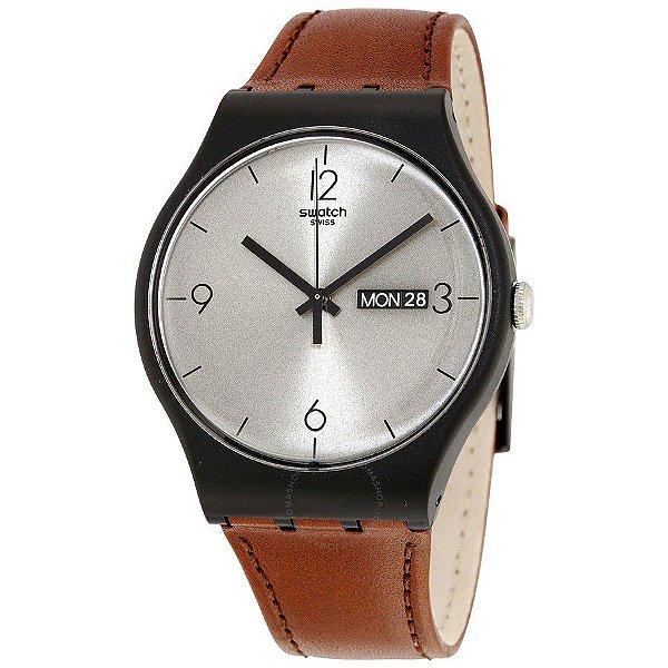e9e9dca4470 Relógio Swatch Lonely Desert Masculino Suob721 - Retran Joias