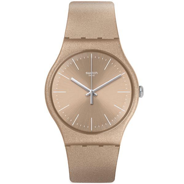 5cfe3be9860 Relógio Swatch Powderbayang Feminino Suom111 - Retran Joias