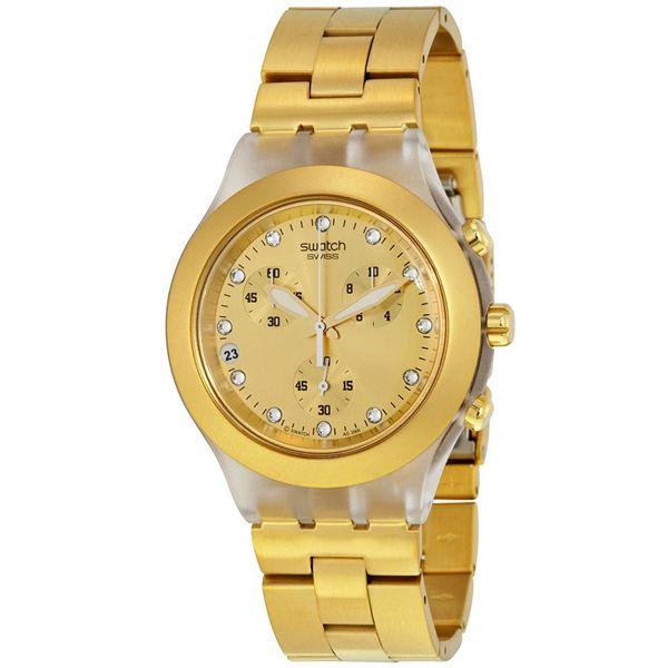 f74c0ce7382 Relógio Swatch Full-Blooded Feminino Svck4032g - Retran Joias