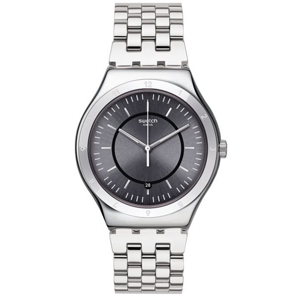 fd10a779e2b Relógio swatch stand alone masculino retran joias jpg 600x600 Relogio  masculino swatch
