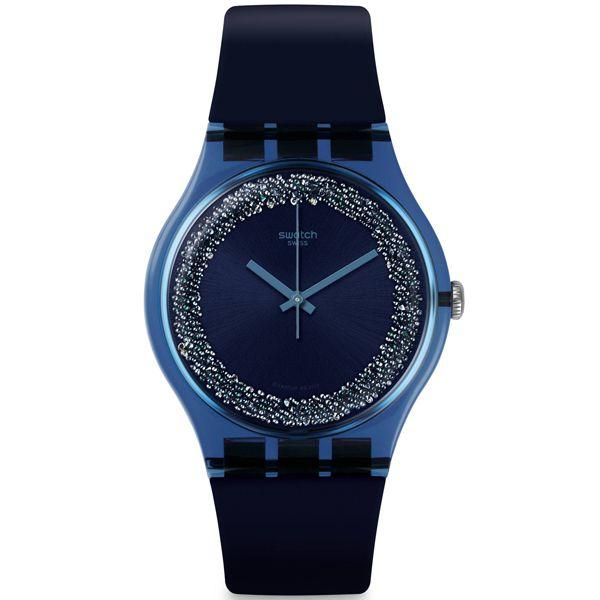 32ff0344862 Relógio Swatch Blusparkles Feminino Suon134 - Retran Joias