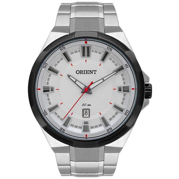 e96046a9e59 Relógio Orient Masculino Prata Mtss1098 S1sx - Retran Joias