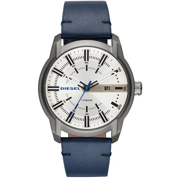 Relógio Diesel Masculino Armbar Grafite Azul Dz1866 0an - Retran Joias 86a448f294