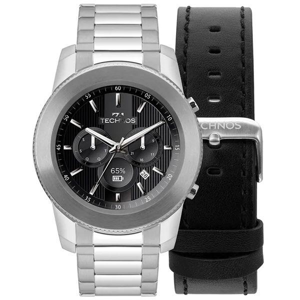 21e4f0fab5ebf Relógio Technos Connect Masculino M1aa 1p - Retran Joias