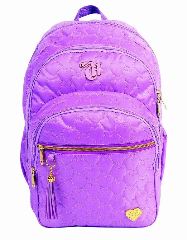 Mochila costas Capricho Love IX - Purple ref:10975