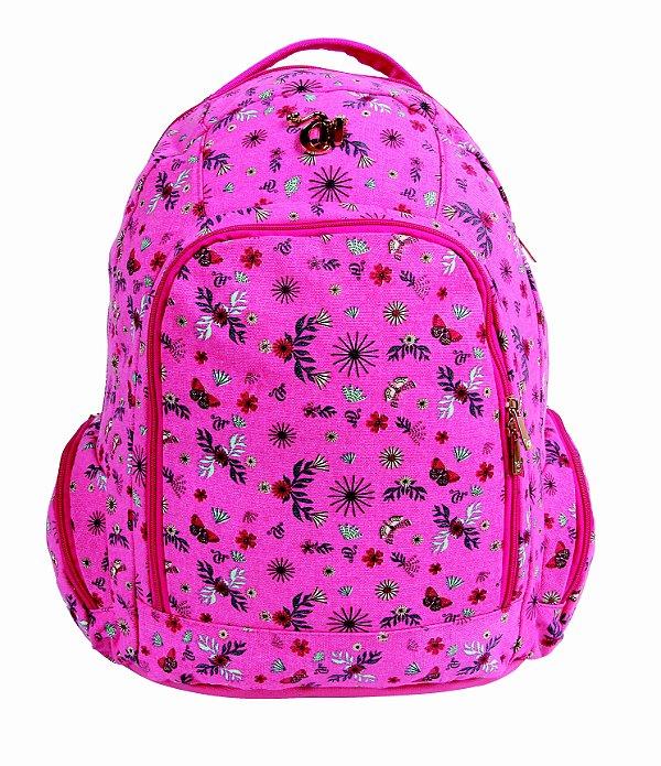 Mochila costas Capricho Liberty VI - Pink ref:11001