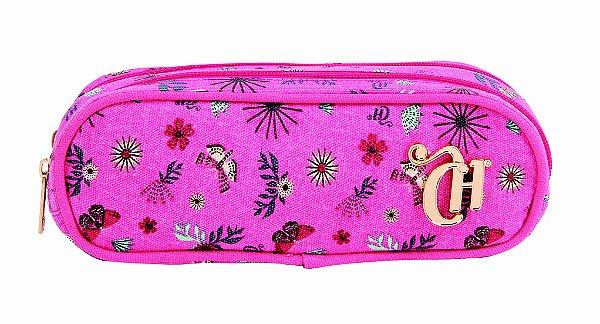 Estojo Capricho Liberty VI - Pink ref:11003