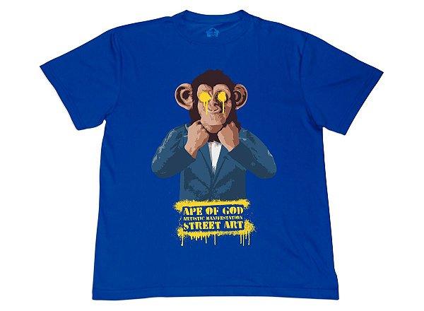 Camiseta Ape Origins Azul