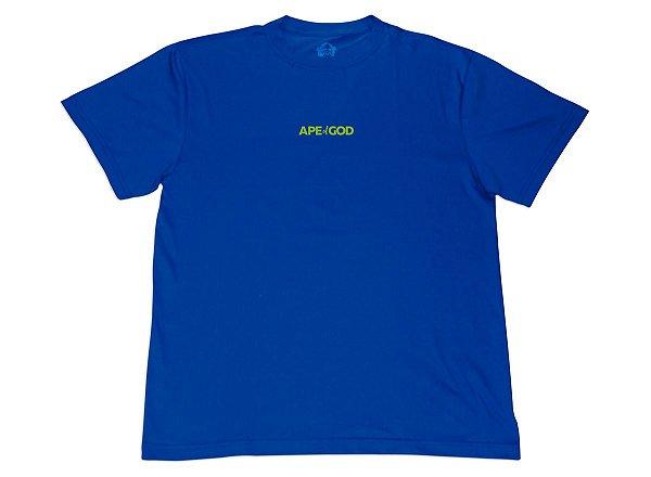 Camiseta Ape Peace Soldier Azul