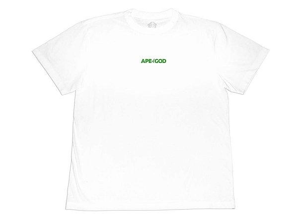 Camiseta Ape Peace Soldier Branca