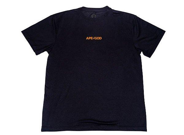 Camiseta Ape Peace Soldier Preta