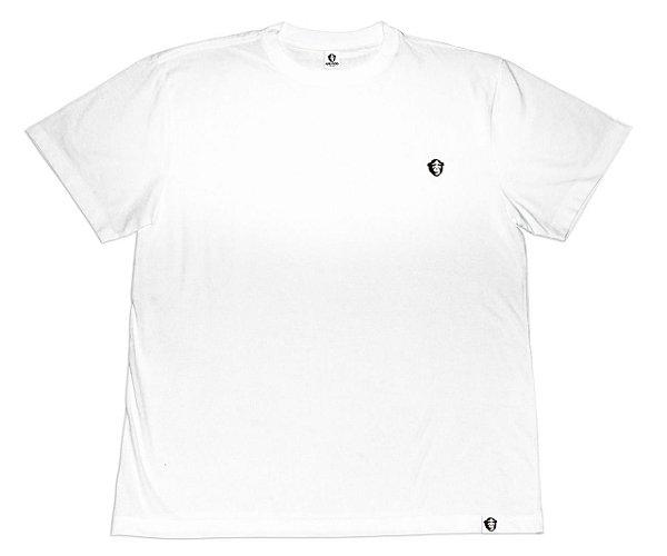 Camiseta APE of GOD branca bordada