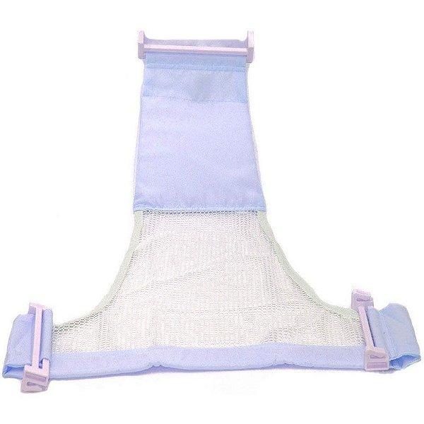 Rede Para Banho do Bebe BiBi Tchan Azul