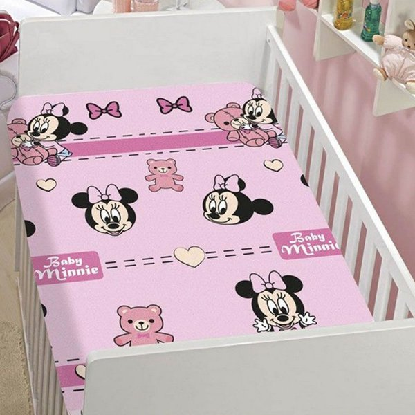 Manta de Microfibra Soft Jolitex Minnie Baby