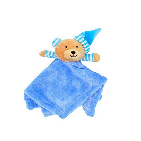 Naninha KitStar Urso Azul Chocalho