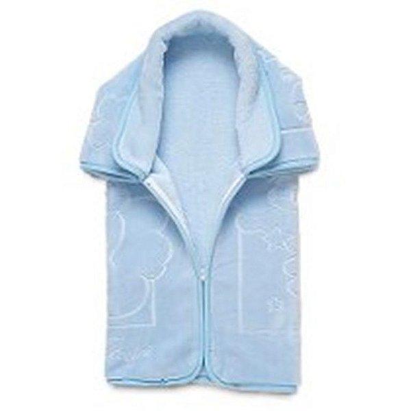 Baby Sac Premium Colibri Relevo Azul