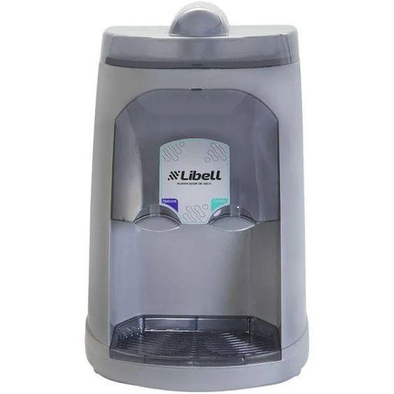 Purificador AcquaFlex Hermético Prata Libell 127V  - Água Gelada e Natural