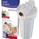 Hidro filter pou 9.3/4 Branco filter flux ( Com refil)