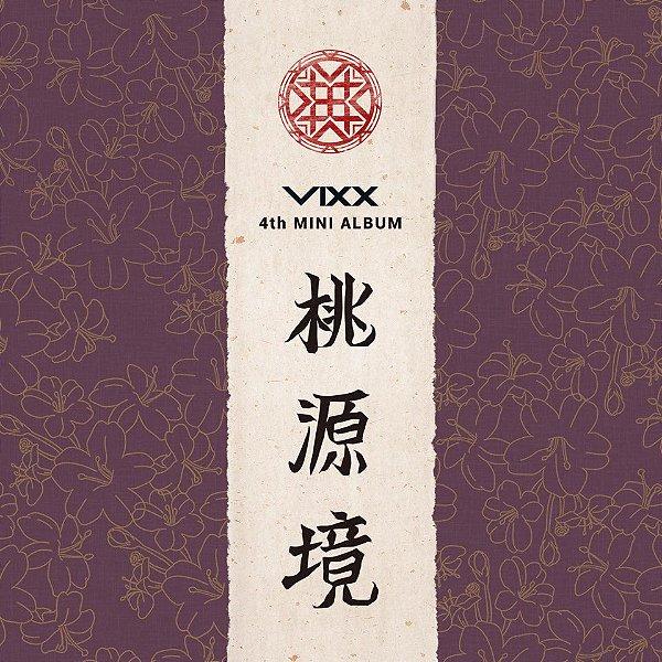 VIXX 도원경 (versão roxa)