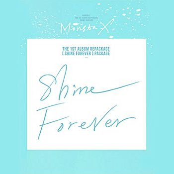 Monsta X - Shine Forever (Repackage -  ver. The Complete X-Clan)