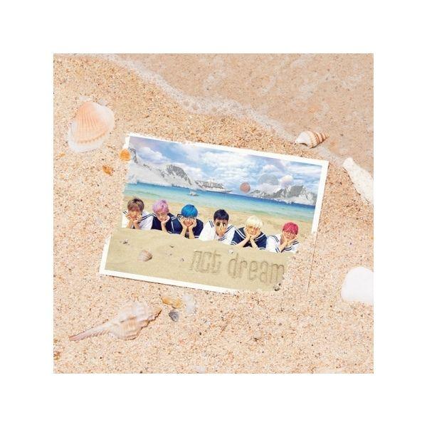 NCT DREAM - WE YOUNG 1st Mini Album