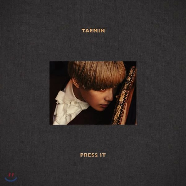 [KIHNO ALBUM] SHINEE TAEMIN 1ST MINI ALBUM