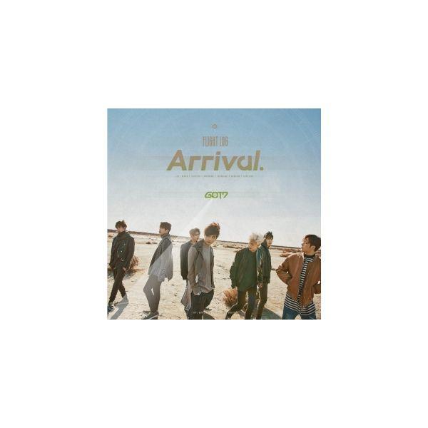 GOT7 - FLIGHT LOG : ARRIVAL [RANDOM ALBUM]