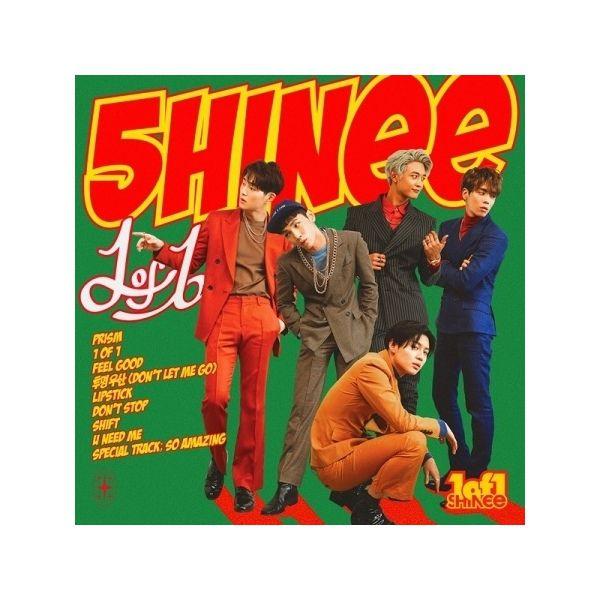 SHINEE 5TH ALBUM - 1 OF 1