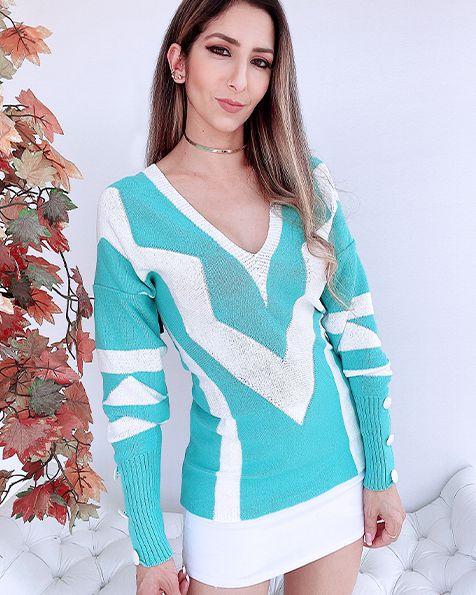Blusa Tricot Loren (Modal) - JN