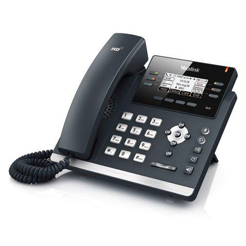 Telefones IP Yealink SIP T42G Microsoft Skype for Business