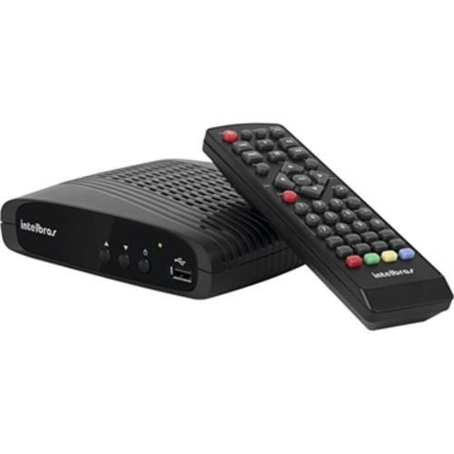 Conversor Digital de TV com Gravador CD 636 - Intelbras