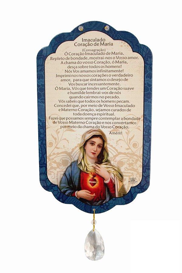 Móbile Sagrado Coração de Maria