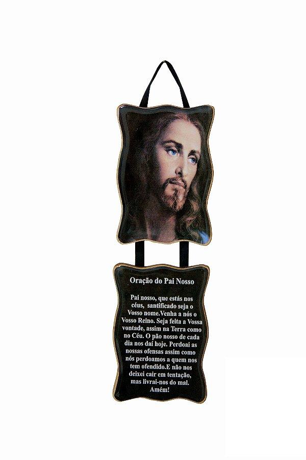 Adorno Face de Cristo