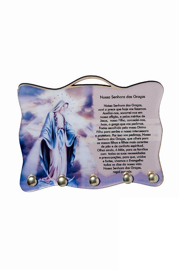 Porta Chaves Nossa Senhora das Graças